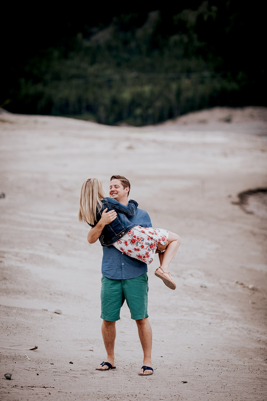 canmore wedding photographer, calgary wedding photographer, kananaskis engagement photos, banff wedding photographer, mountain engagement session