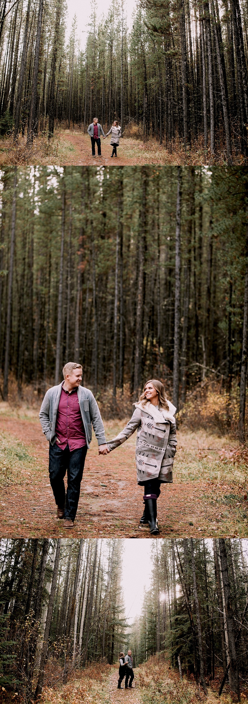 canmore wedding photographers, kananaskis engagement session